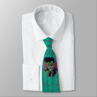RockitJohnny_Zombie2mint Personalisierte Krawatten