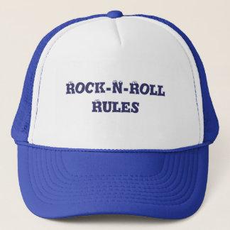 Rock'n'Roll-Regeln Truckerkappe