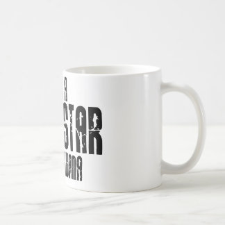 Rockstar in Botswana Kaffeetasse