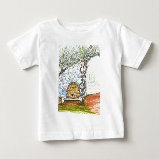 rockwall Ernte Baby T-shirt