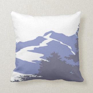 Rocky Mountains Zierkissen