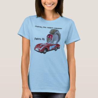 Rodney der Nagetier Roadster T-Shirt