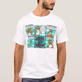 Rodney-Ratte Sez: Krieg ist Frieden T-Shirt