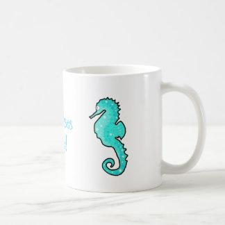 Rodney-Seepferd-Tasse Tasse