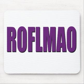 ROFLMAO-lila Mauspads