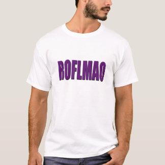 ROFLMAO-lila T-Shirt