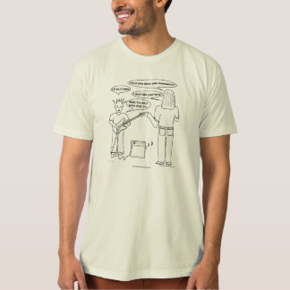 Rohr-Ampere-Ton T-Shirt