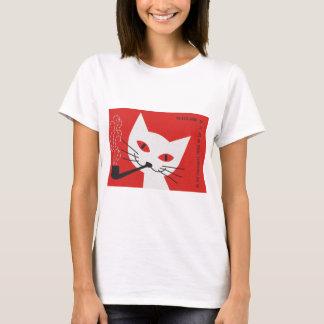Rohr-Katze T-Shirt