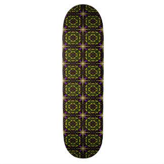 Röhrenblitz-Skateboard Individuelles Deck