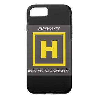 Rollbahnen? Hubschrauber iPhone 7 Fall iPhone 7 Hülle
