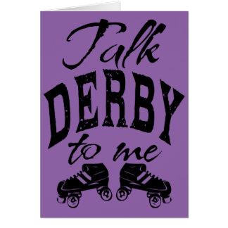 Rolle Derby, Skate zum zu leben Live zu den Skaten Karte