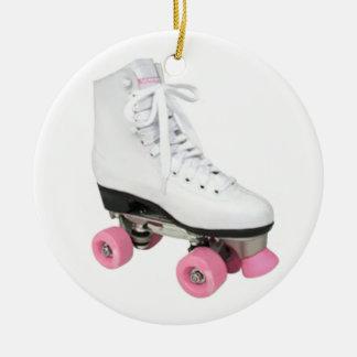 Rollen-Skate Keramik Ornament