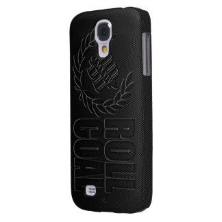 ROLLENkohle Telefon-Kasten Galaxy S4 Hülle