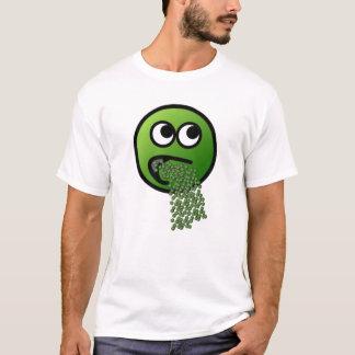 Rolleyes barf T-Shirt