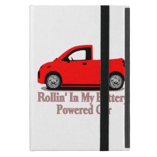 Rollin in meinem Batterie-Auto iPad Mini Hülle