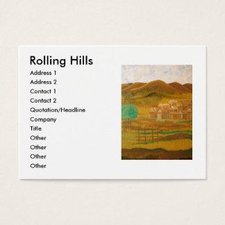 Rolling Hills Visitenkarte