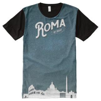Rom - ganz über Druck T - Shirt