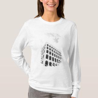 Rom Italien, EUR Palazzo Del Lavoro T-Shirt