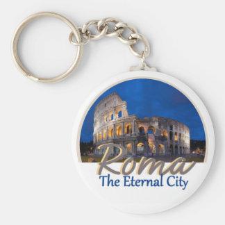 ROM Italien Keychain Schlüsselanhänger