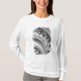 Rom Italien, Vatikan Treppenhaus 3 T-Shirt