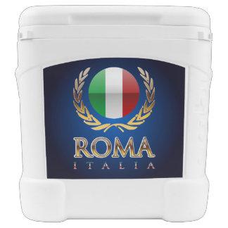 Rom Kühlbox Mit Rollen