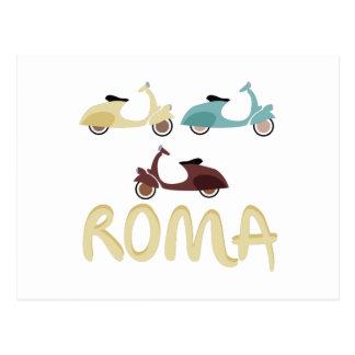 Rom Postkarten