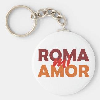 Roma mi amor Rom meine Liebe rome my love Schlüsselanhänger