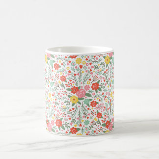Romantic Flowers Mug