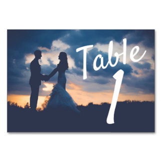 Romantische Hochzeit Karte