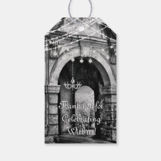 Romantische Licht-danken gotische Geschenkanhänger