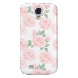 Romantische Rose Galaxy S4 Hülle
