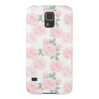 Romantische Rose Samsung S5 Hülle