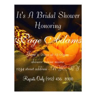 Romantisches Personalisierte Einladungskarte