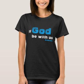 Römer-8:31-Paar-Shirt der Frauen T-Shirt