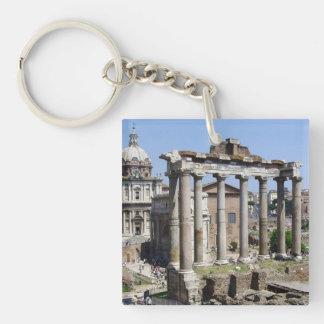 Römisches Forum Schlüsselanhänger