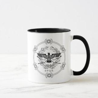 Römisches Reich-Emblem Tasse