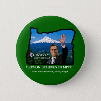 Romney Oregon Knopf Runder Button 5,7 Cm