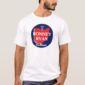 Romney Ryan OHIO T-Shirt