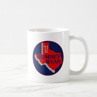 Romney Ryan TEXAS Kaffeetasse