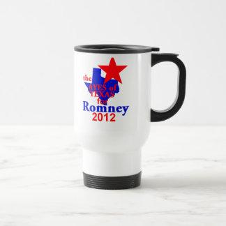 Romney TEXAS Edelstahl Thermotasse