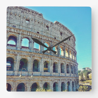 Roms Colosseum Wanduhr