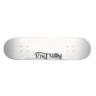 Ron Paul-Kurven-Brett Personalisiertes Skatedeck