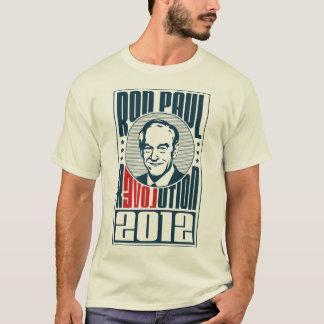 Ron Paul-Revolution 2012 T-Shirt
