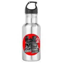 Ronin Samurai-Japaner-Flagge Trinkflaschen