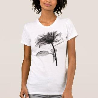 Röntgenstrahl der Rose T-Shirt