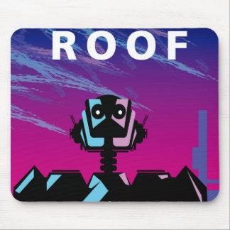ROOF 2. Ausgabe Abdeckung mousepad