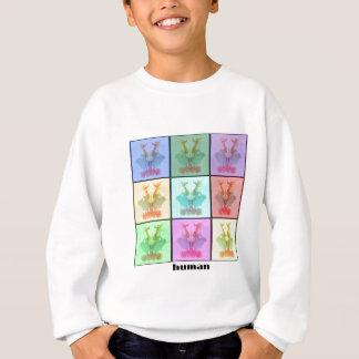 Rors Collage neun betitelt Sweatshirt