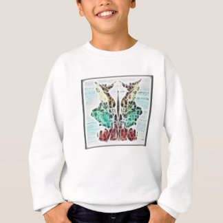 Rors neun Fraktal Sweatshirt