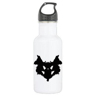 Rorschach Tintenkleks Trinkflasche