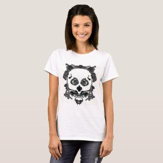 Rorshach Schädel-Tintenkleks T-Shirt